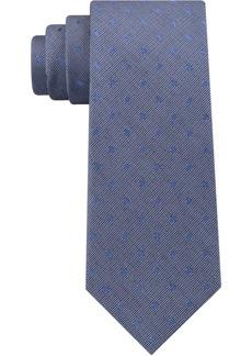 Calvin Klein Men's Dot Slim Tie