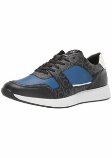 Calvin Klein Men's Dudley Sneaker   Medium US