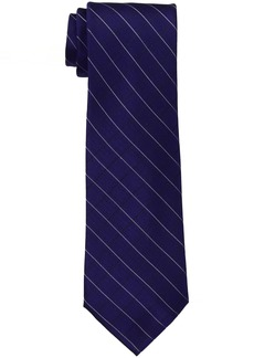 Calvin Klein Men's Etched Windowpane B Tie