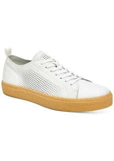 Calvin Klein Men's Everett Small Grain Sneakers Men's Shoes