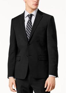 Calvin Klein Men's Skinny-Fit Infinite Stretch Black Suit Jacket
