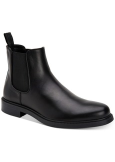 Calvin Klein Men's Fenwick Dress Casual Chelsea Boots Men's Shoes