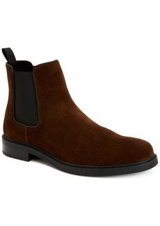 Calvin Klein Men's Fenwick Silky Suede Chelsea Boots Men's Shoes