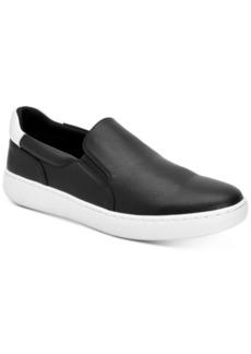 Calvin Klein Men's Fortun Tumbled Smooth Slip-on Sneakers Men's Shoes