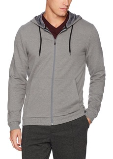 Calvin Klein Men's French Terry Color Block Hoodie