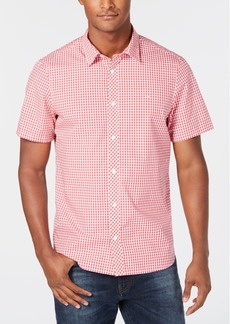 Calvin Klein Men's Gingham Shirt