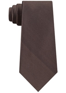 Calvin Klein Men's Gold Dust Solid Tie