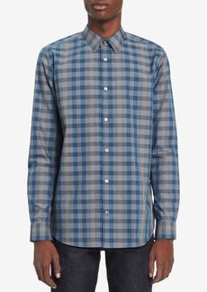 Calvin Klein Men's Heath Plaid Shirt