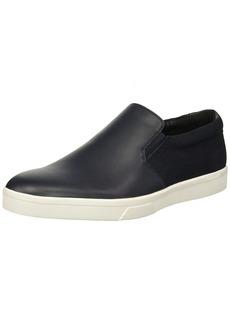 Calvin Klein Men's Ignazio Smooth/Canvas Sneaker  M M US