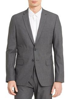 Calvin Klein Men's Infinite Slim Fit Suit Jacket 4-Way Stretch  Large R
