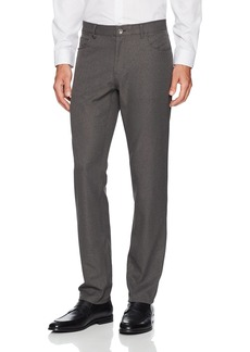 Calvin Klein Men's Infinite Tech Slim Fit 5-Pocket Suit Pant 4-Way Stretch  32W 32L