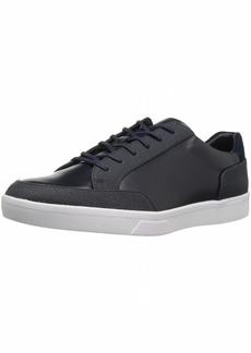 Calvin Klein Men's IZAR Scotch Grain/Box Leather Sneaker   M M US