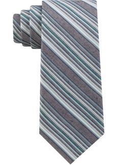 Calvin Klein Men's Layered Stripes Tie