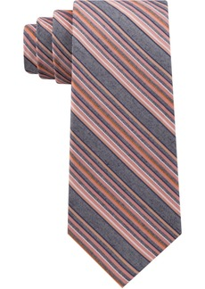 Calvin Klein Men's Layered Stripes Tie