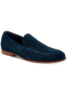 Calvin Klein Men's Leif Silky Suede Loafers Men's Shoes