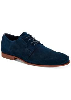 Calvin Klein Men's Leland Silky Suede Oxfords Men's Shoes