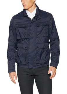 Calvin Klein Men's Lightweight 4 Pocket Jacket  S