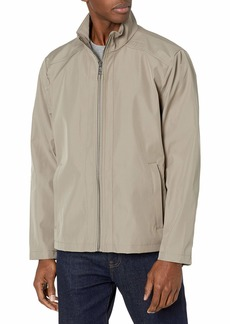 Calvin Klein Men's Lightweight Open Bottom Polyester Jacket