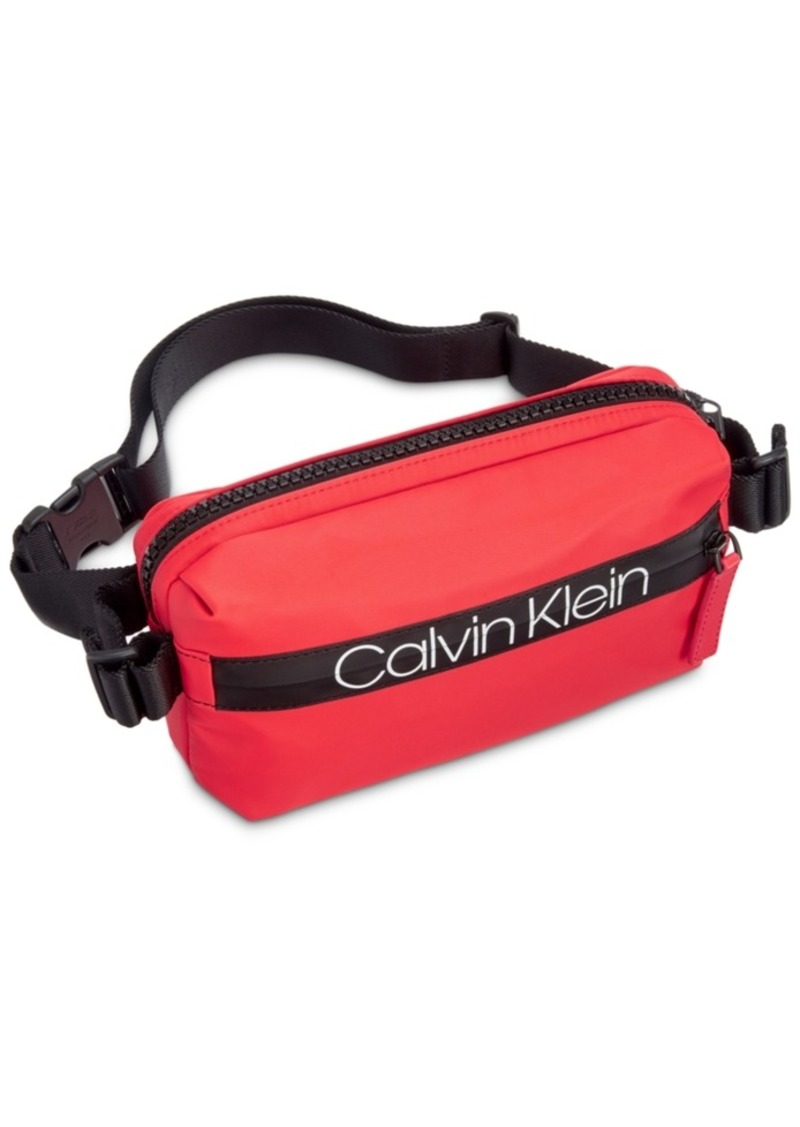 Calvin Klein Men's Logo Belt Bag