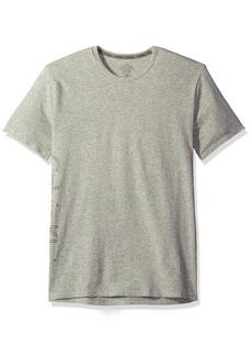 Calvin Klein Men's Logo Lounge Short Sleeve Crew Neck Tee