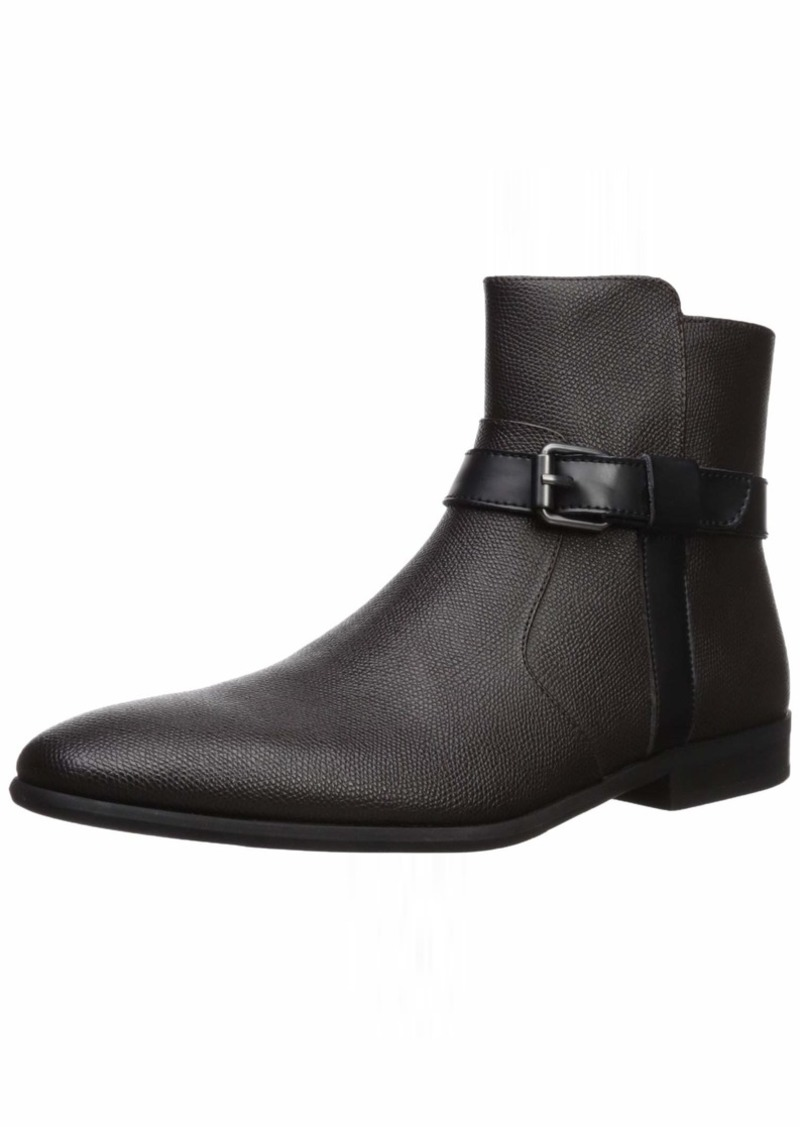 Calvin Klein Men's Louis Ankle Boot   M US