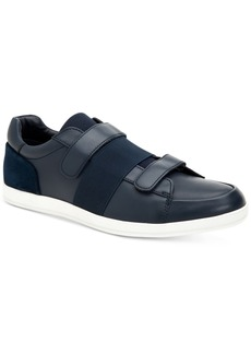Calvin Klein Men's Mace Brushed Leather Sneakers Men's Shoes