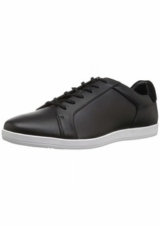 Calvin Klein Men's Maine Smooth LTHR/Calf Suede Sneaker   M M US