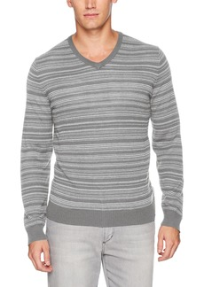 Calvin Klein Men's Merino Sweater V-Neck