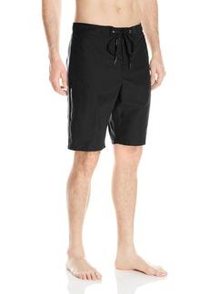 Calvin Klein Men's Microfiber Side Pocket E-Board Short