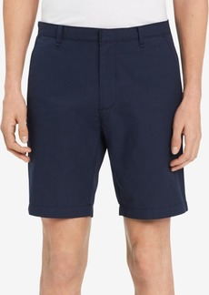 "Calvin Klein Men's Microplaid 9"" Shorts"