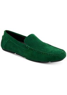 Calvin Klein Men's Miguel Calf Suede Drivers Men's Shoes