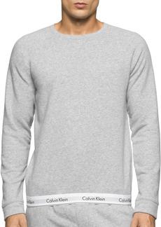 Calvin Klein Men's Modern Cotton Lounge Sweatshirt