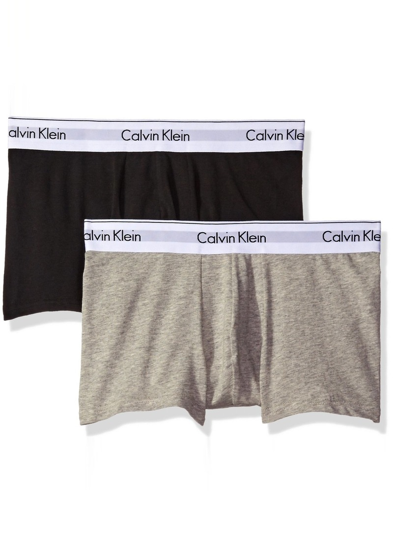Calvin Klein Men's Modern Cotton Stretch Trunk