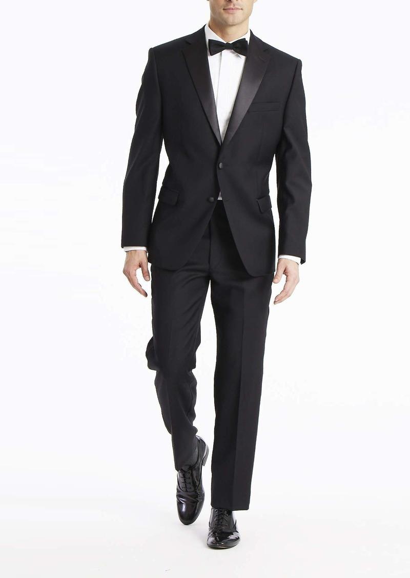a47bdb028ce2 Calvin Klein Calvin Klein Men's Modern Fit 100% Wool Tuxedo | Suits