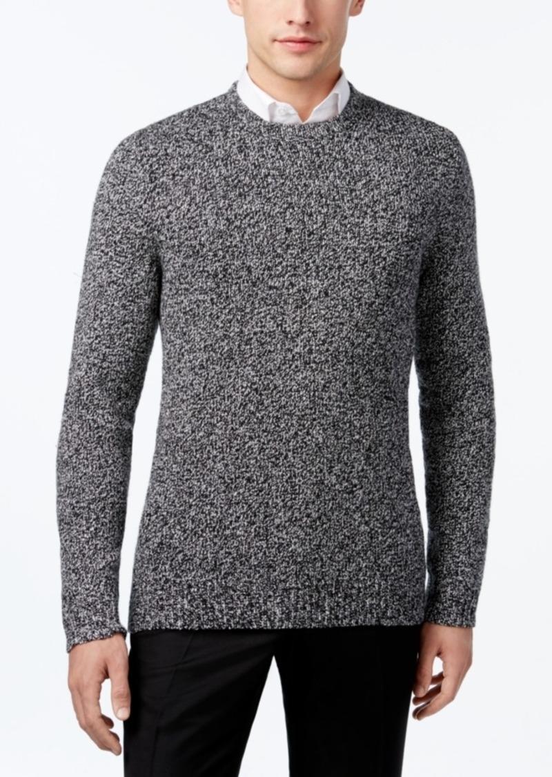 Calvin Klein Men's Mouline Boucle Sweater, a Macy's Exclusive Style