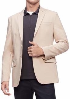 Calvin Klein Men's Move 365 Casual Wrinkle Resistant Tech Woven Blazer