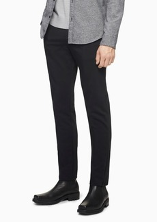 Calvin Klein Men's Move 365 Skinny Fit Tech Chinos