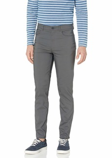 Calvin Klein Men's Move 365 Stretch Slim Fit Wrinkle Resistant Tech Woven Pant  29x34