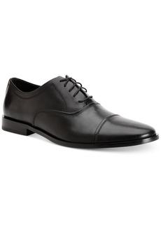 Calvin Klein Men's Nino Cap-Toe Oxfords Men's Shoes