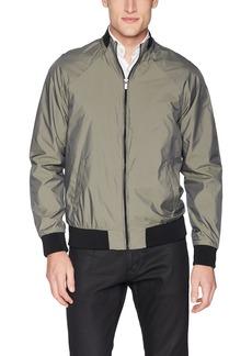 Calvin Klein Men's Nylon Jacket Full Zip  M