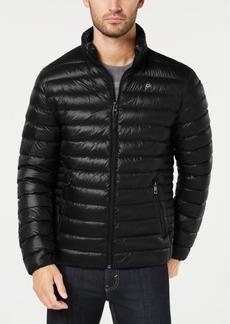 Calvin Klein Men's Packable Down Quilted Jacket