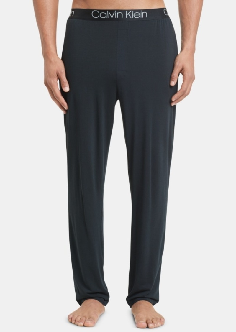 Calvin Klein Men's Ultra-soft Modal Pajama Pants