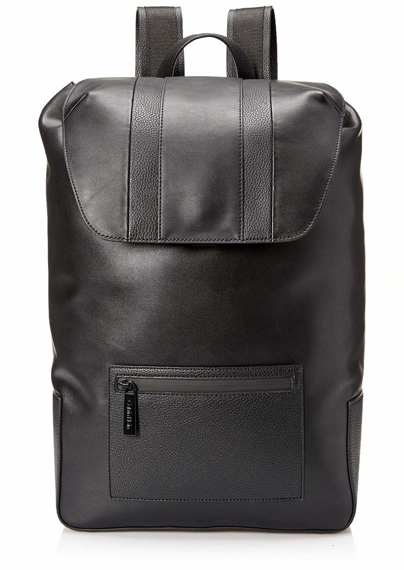 Calvin Klein Men's Pebble Smooth Backpack