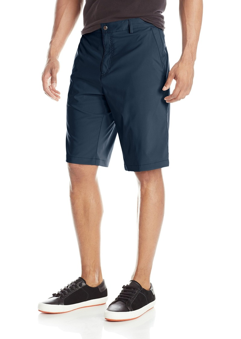 Calvin Klein Men's Performance Core Flat Front Stretch Short