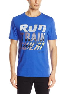 Calvin Klein Men's Performance Run Train Sweat Tee