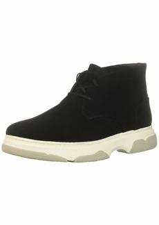Calvin Klein Men's Perry Calf Suede Sneaker   M M US