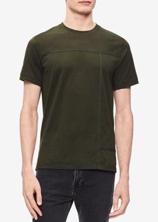 Calvin Klein Men's Pieced T-Shirt