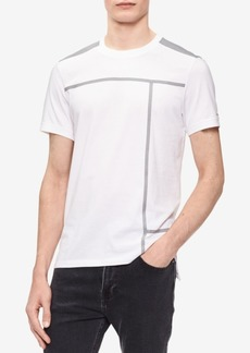 Calvin Klein Men's Pieced T-Shirt