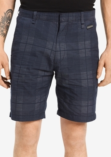 "Calvin Klein Men's Plaid Dobby 9"" Shorts"