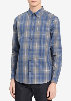 Calvin Klein Men's Plaid Shirt